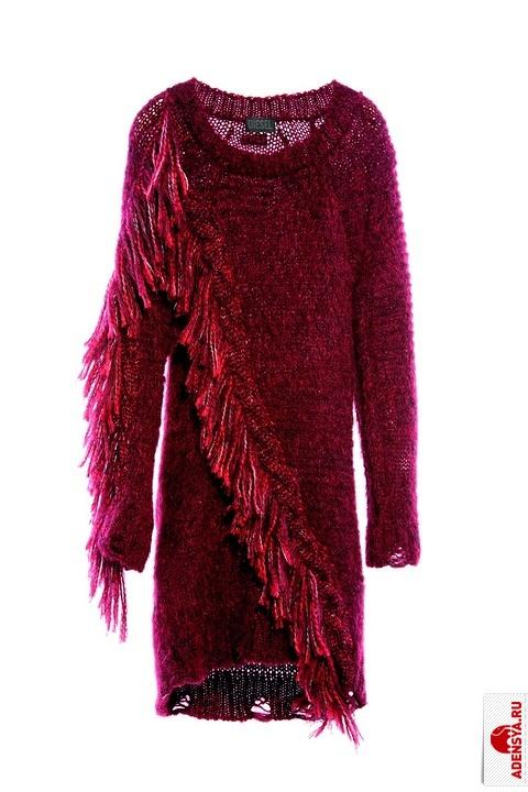 Фото №4: Платье-джемпер