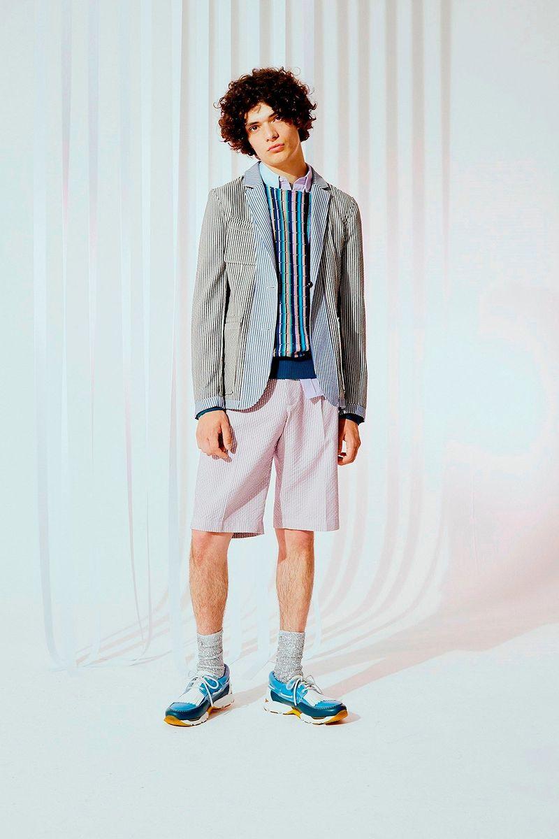 Фото №1: Мужская одежда Carven из коллекции Весна-лето 2017