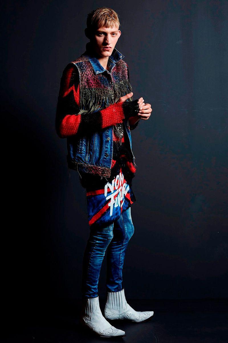 Фото №1: Мужская одежда Faith Connexion из коллекции Весна-лето 2017