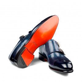 Фото №1: Мужская обувь Santoni из коллекции Весна-лето 2017