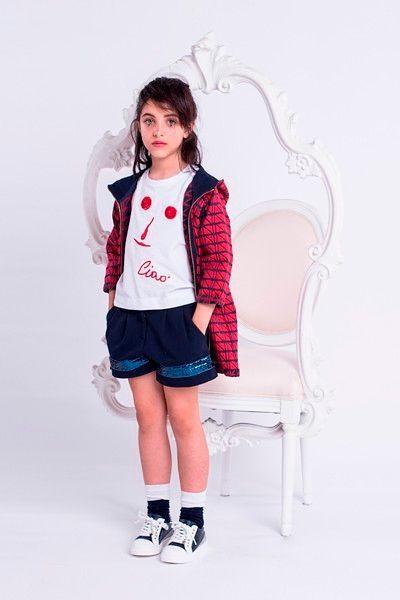 Фото №2: Детская одежда Pinco Pallino из коллекции Весна-лето 2017