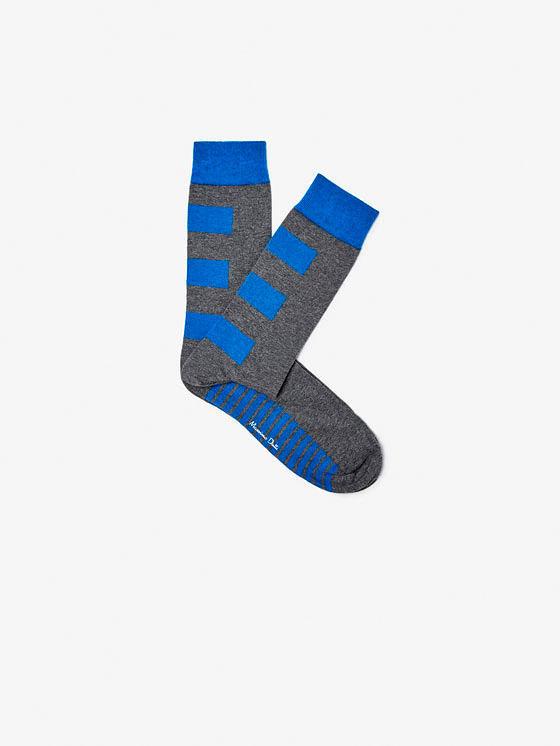 Фото №1: Мужские носки Massimo Dutti из коллекции Весна-лето 2017