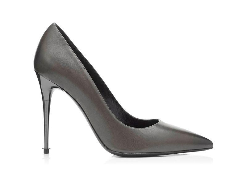 Фото №1: Женские туфли Tom Ford из коллекции Весна-лето 2017