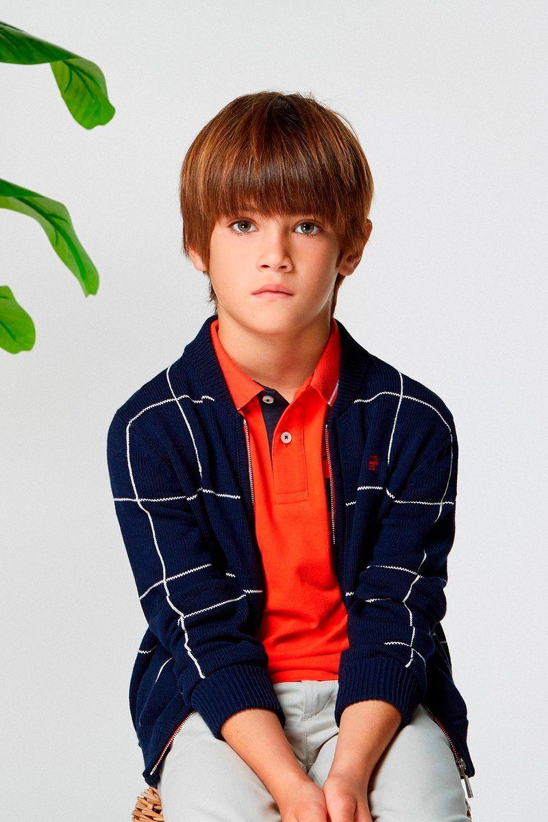 Фото №1: Одежда для мальчиков Carolina Herrera из коллекции Весна-лето 2017