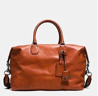 Дорожная сумка Coach из коллекции Весна-лето 2017