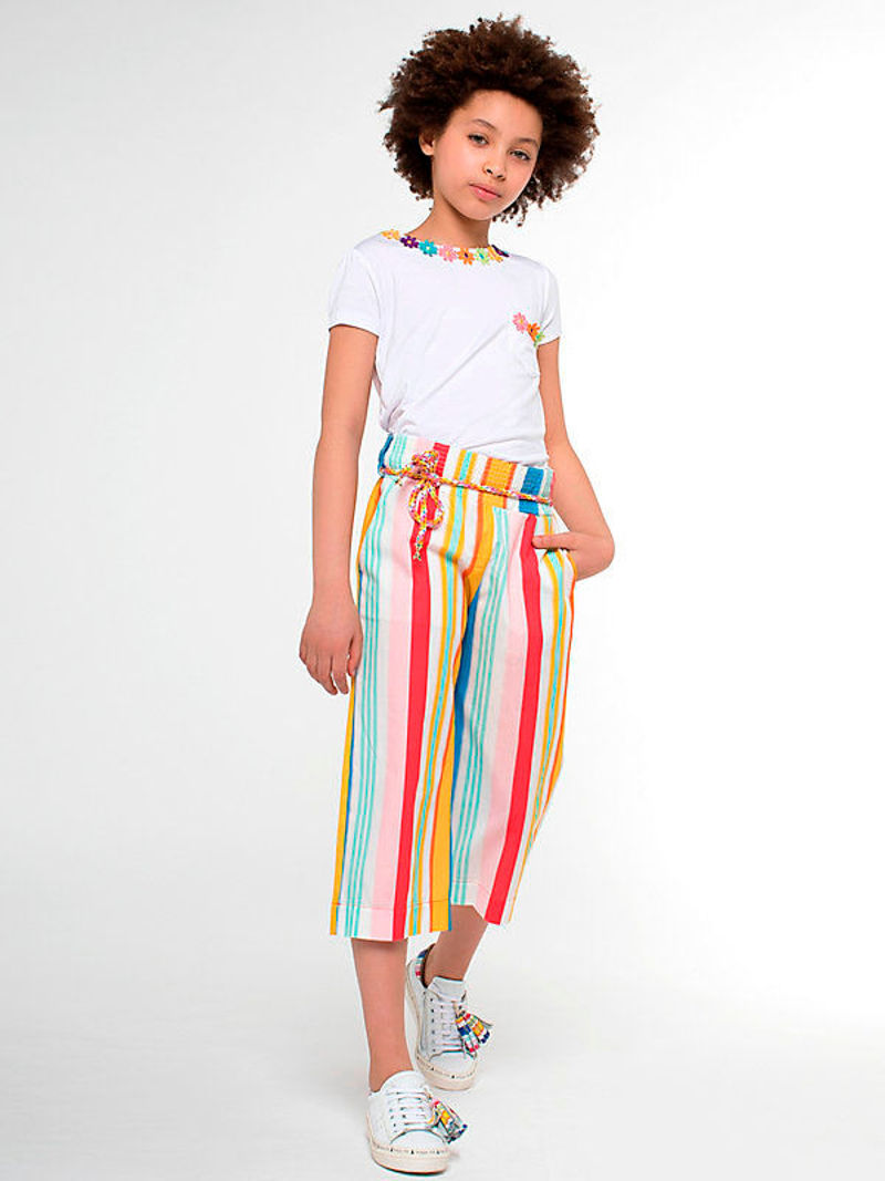 Детская одежда Patrizia Pepe из коллекции Весна-лето 2017