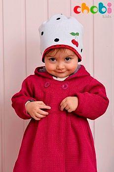 Фото №1: Детская шапка Chobi из коллекции Весна-лето 2017