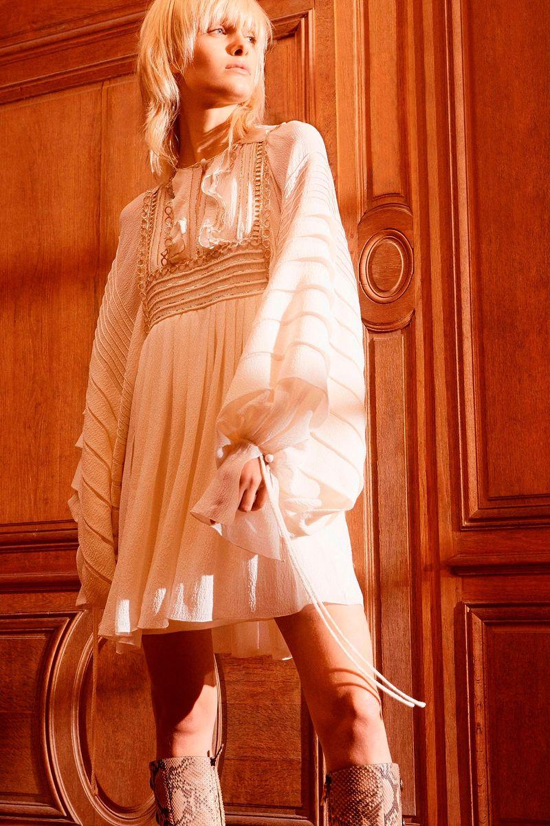 Фото №1: Платье Chloe из коллекции PreFall 2017