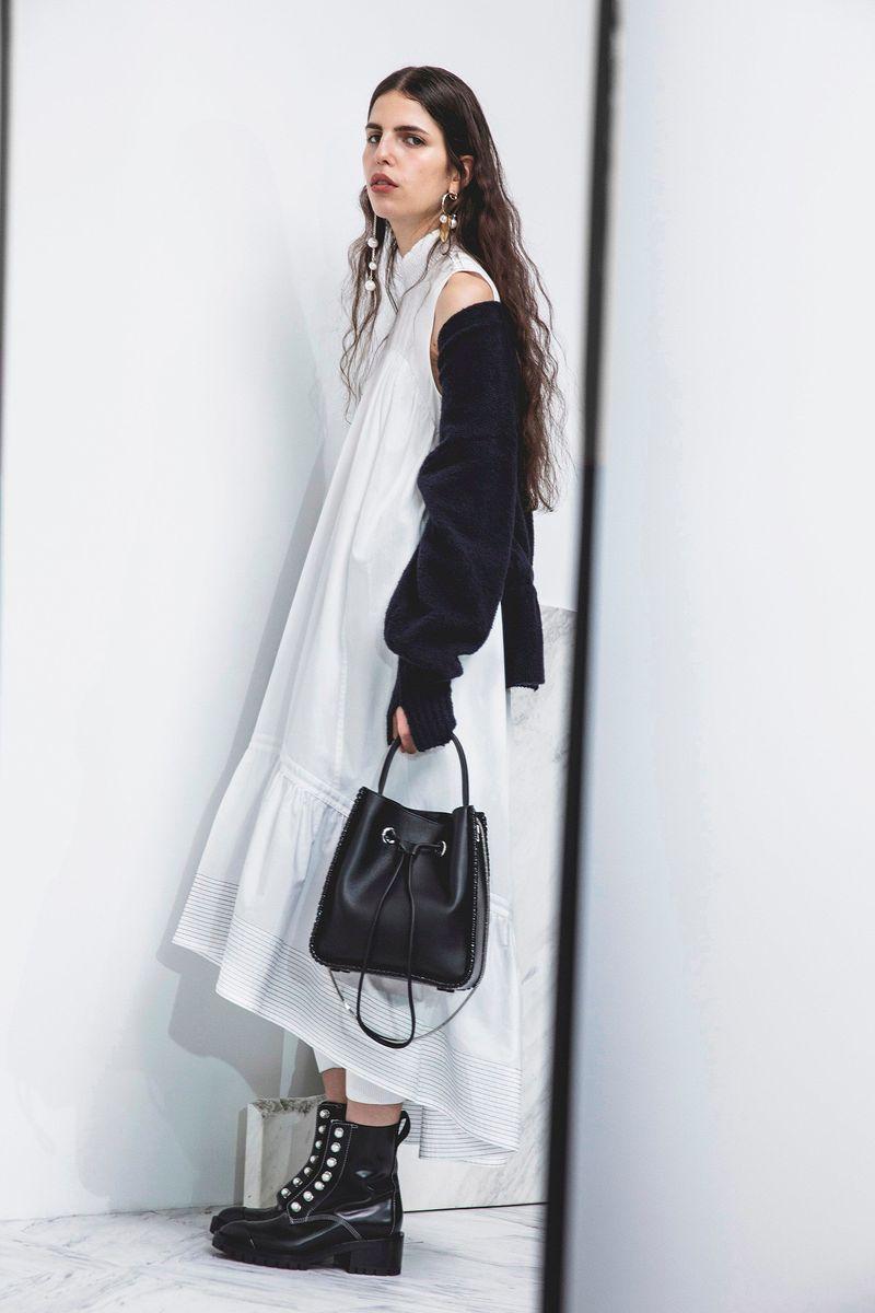 Фото №1: Платье от Phillip Lim из коллекции Pre-Fall 2017