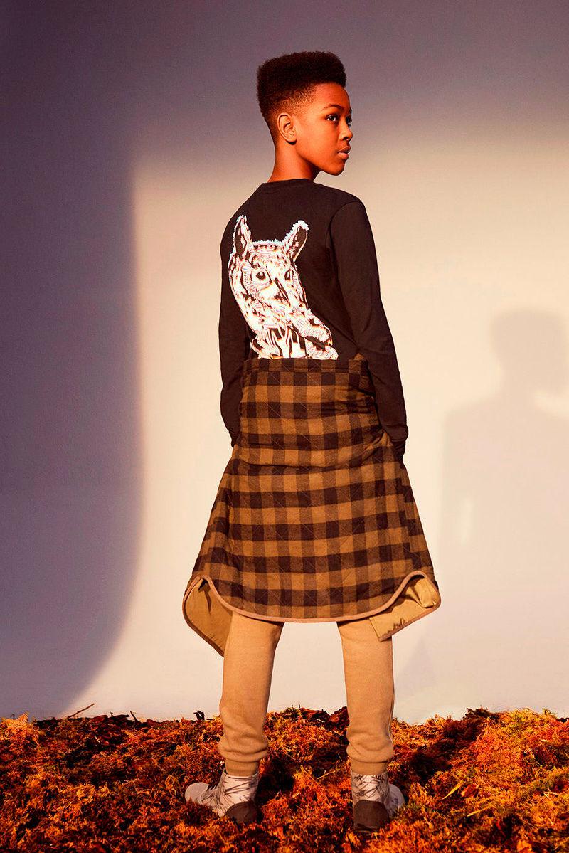 Фото №2: Лонгслив Stella MacCartney из коллекции Kidswear AW2017