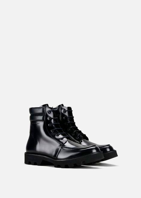 Фото №2: Ботинки отEmporio Armani из коллекции Menshoes FW2017