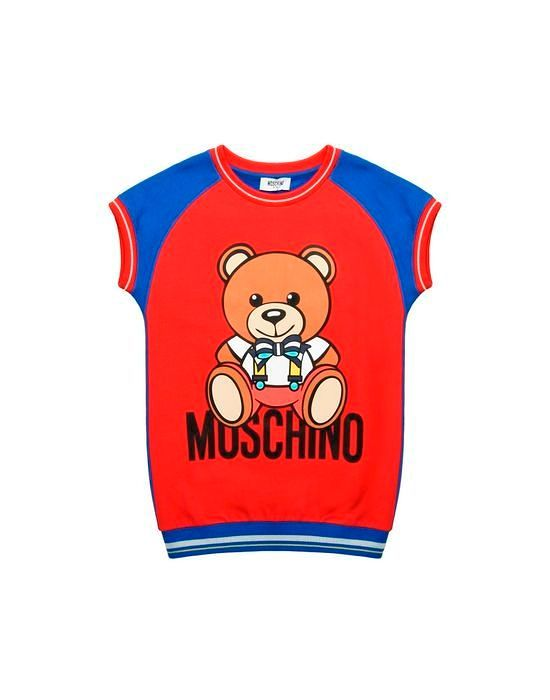 Фото №2: Футболка от Moschino из коллекции Kids Fall-Winter 2017