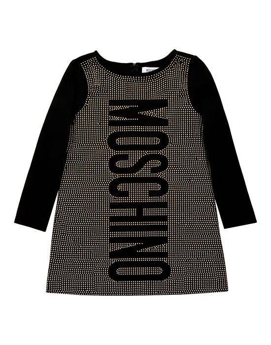 Фото №1: Платье от Moschino из коллекции Kids Fall-Winter 2017