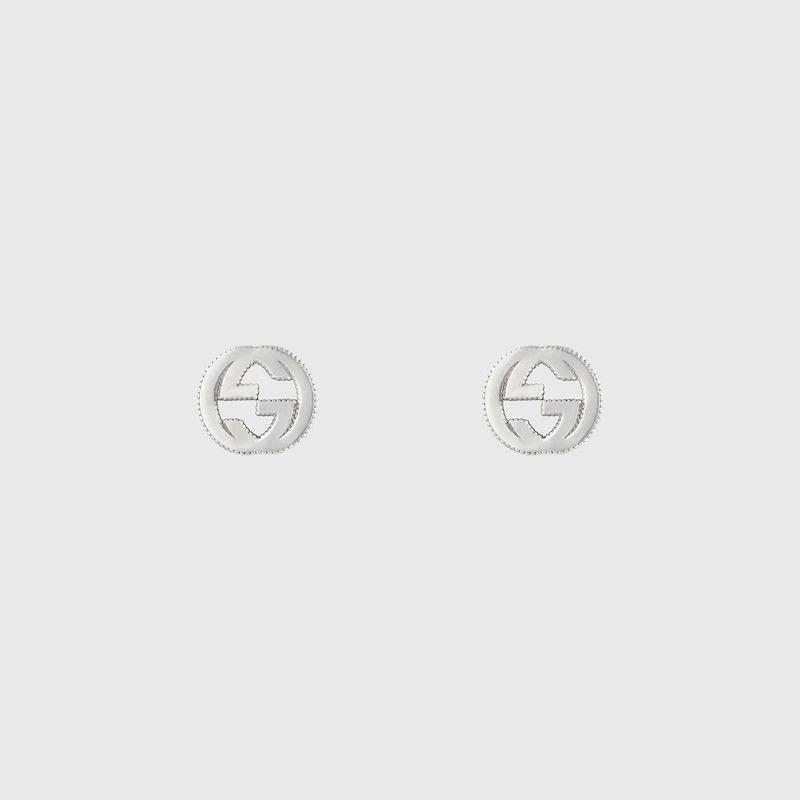 Фото №2: Серьги Gucci из коллекции Silver Jewelry