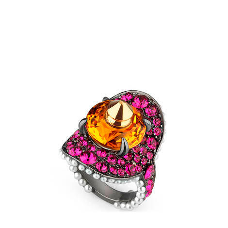 Фото №2: Перстень Gucci из коллекции колец Fashion Jewelry