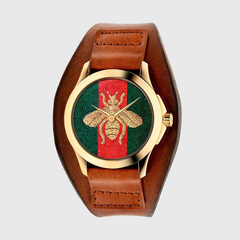 Фото №1: Часы Gucci из коллекции Watches For Men