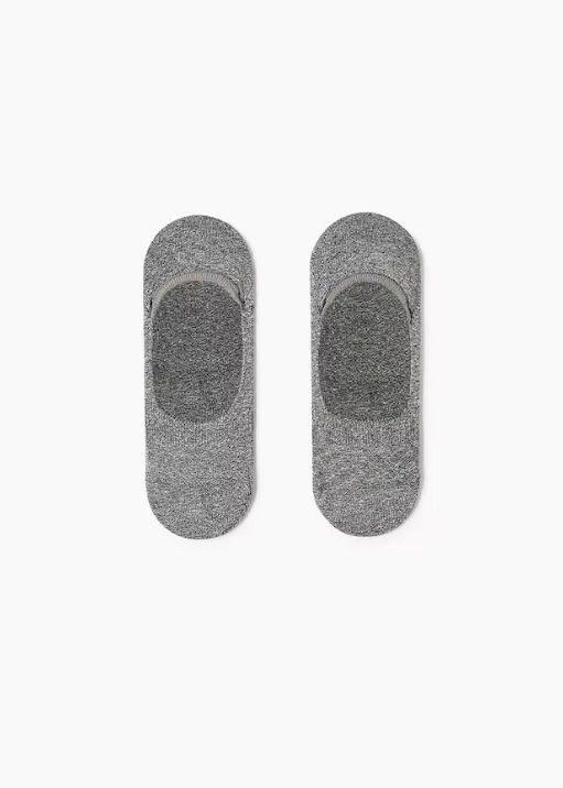 Фото №1: Носки-следы от Mango из осенне-зимней коллекции Men's Underwear