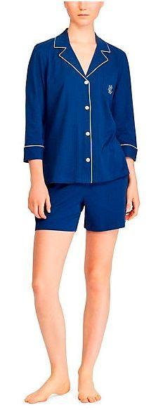 Фото №1: Пижама Ralph Lauren из коллекции Women's Sleepwear
