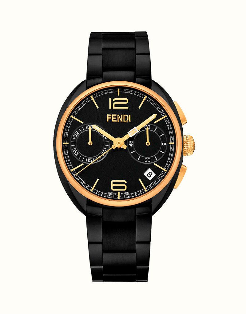 Фото №1: Наручные часы Fendi из коллекции Fendi Momento