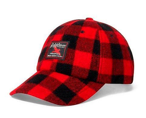 Фото №2: Бейсболка Ralph Lauren из коллекции мужских шапок и аксессуаров Men's Hats, Scarves & Cloves