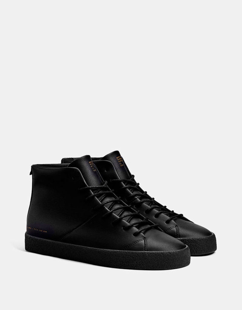 Коллекция Мужская обувь Bershka Осень-Зима 2017 18 f218009677e91