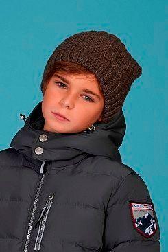 Фото №1: Шапка BAON из коллекции детских шапок сезона осень-зима 2017/2018