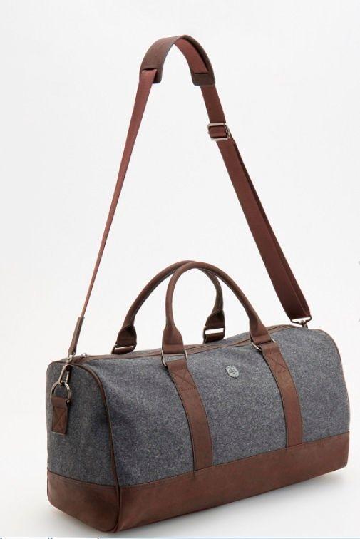 Фото №1: Сумка от Reserved из коллекции Мужских сумок