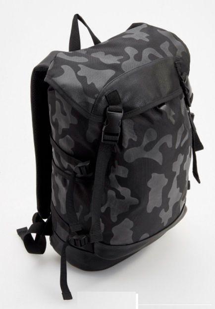 Фото №2: Рюкзак от Reserved из коллекции Мужских сумок