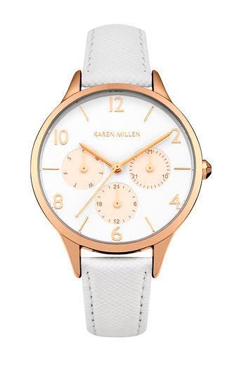 Фото №2: Наручные часы от Karen Millen из коллекции Watches AW 20177-2018