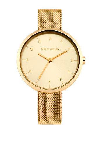 Фото №1: Наручные часы от Karen Millen из коллекции Watches AW 20177-2018