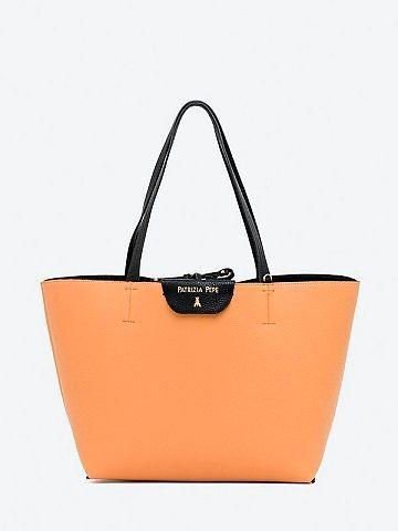 Фото №2: Шоппер от Patrizia Pepe из коллекции Handbags & Clutches