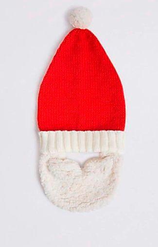Фото №2: Шапка от M&S из коллекции Christmas Clothing For Men