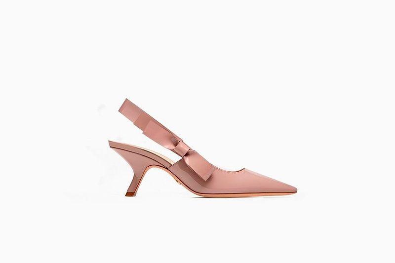 Фото №1: Туфли от Christian Dior из коллекции Cruise 2018