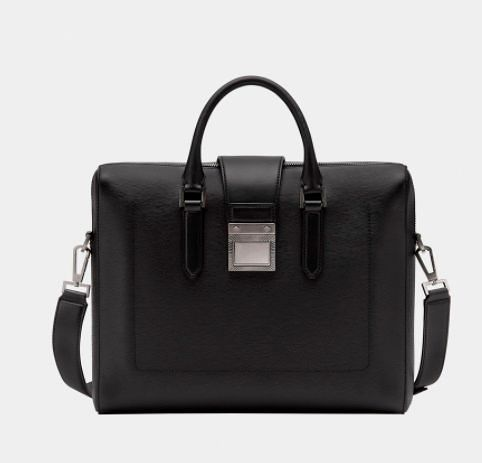 Фото №2: Портфель от Versace из коллекции Bags and Backpacks for Men