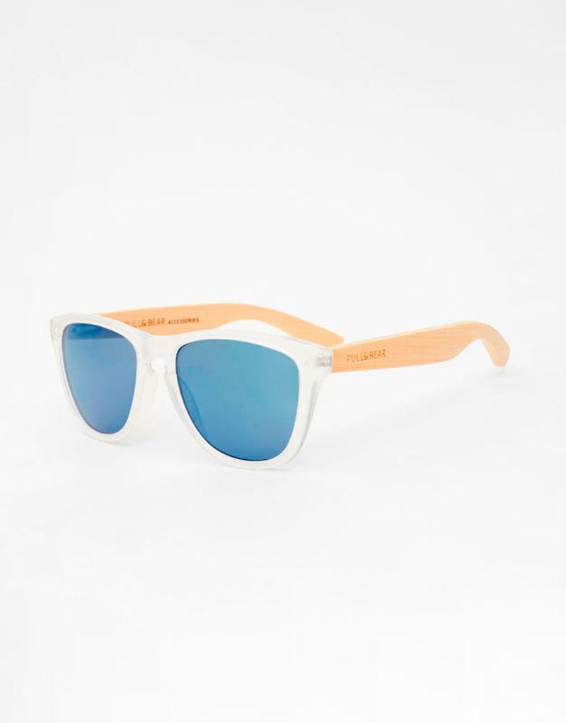 Фото №1: Солнцезащитные очки от Pull&Bear из коллекции Мужских солнцезащитных очков