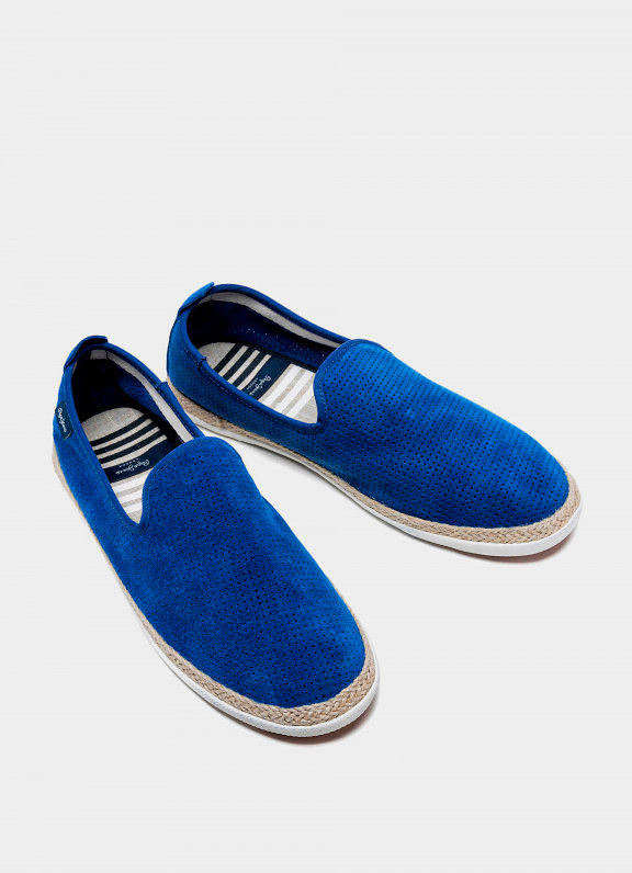 Фото №1: Эспадрильи от Pepe Jeans из коллекции Мужской обуви
