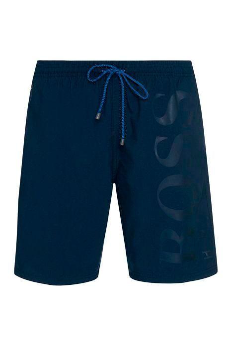 Фото №1: Купальные шорты от Hugo Boss из коллекции Beachwear