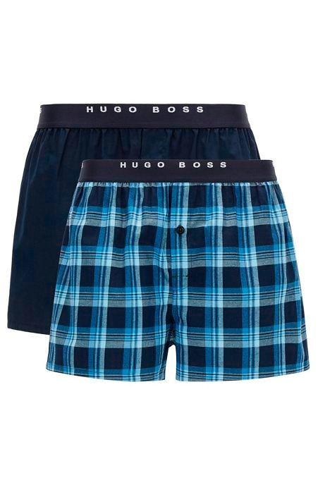Фото №1: Трусы от Hugo Boss из коллекции Underwear Resort 2018