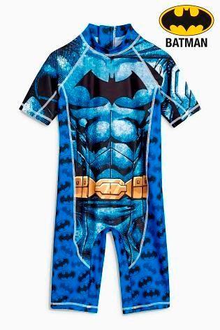 Фото №1: Купальный костюм от Next из коллекции Детской пляжной одежды