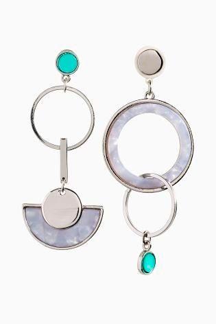 Фото №1: Серьги от Next из коллекции Women's Jewelry