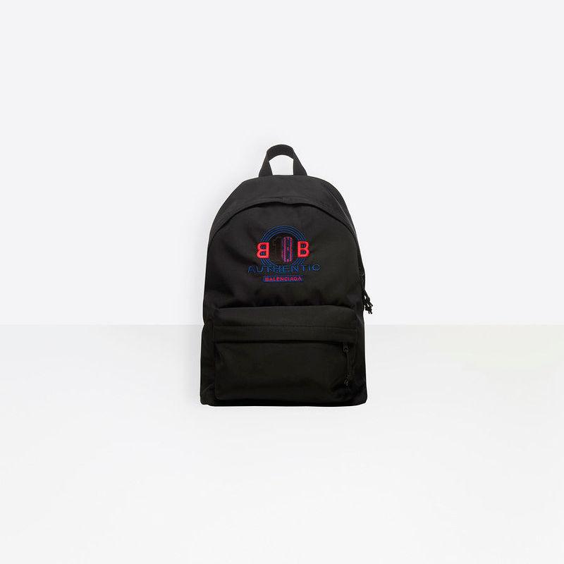 Фото №2: Рюкзак от Balenciaga из коллекции Fall 2018 Capsule