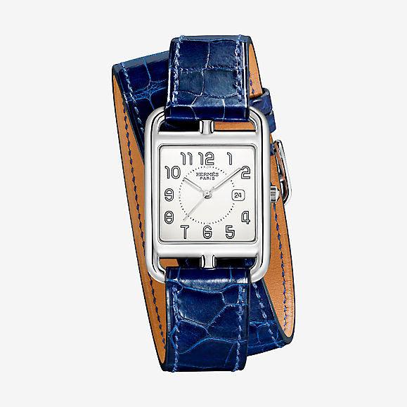 Фото №2: Наручные часы от Hermes из коллекции Men's Watch