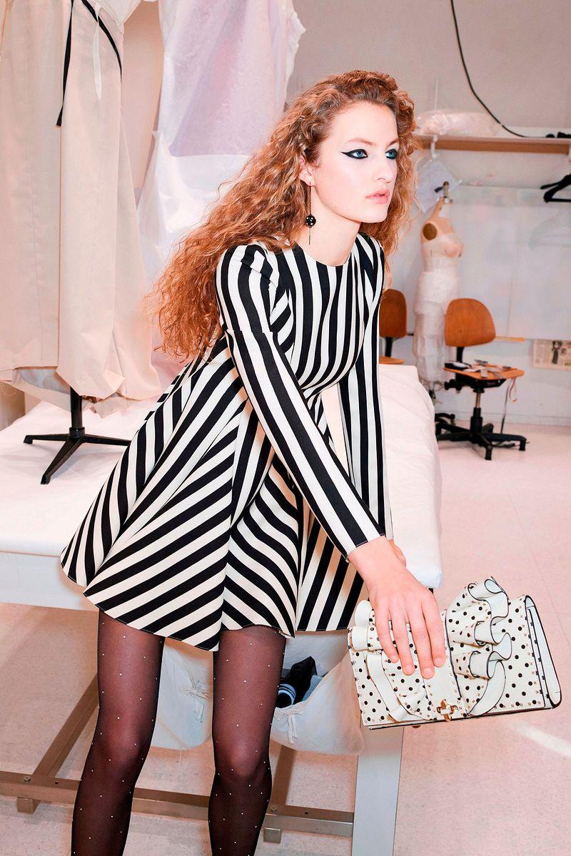 Фото №1: Платье от Valentino из коллекции Pre-Fall 2018