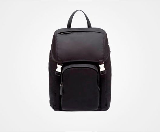Фото №2: Рюкзак от Prada из коллекции Prada Nylon