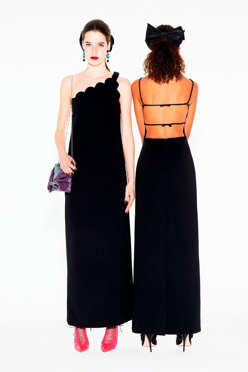 Фото №1: Платье от Miu-Miu из коллекции Pre-Fall 2018