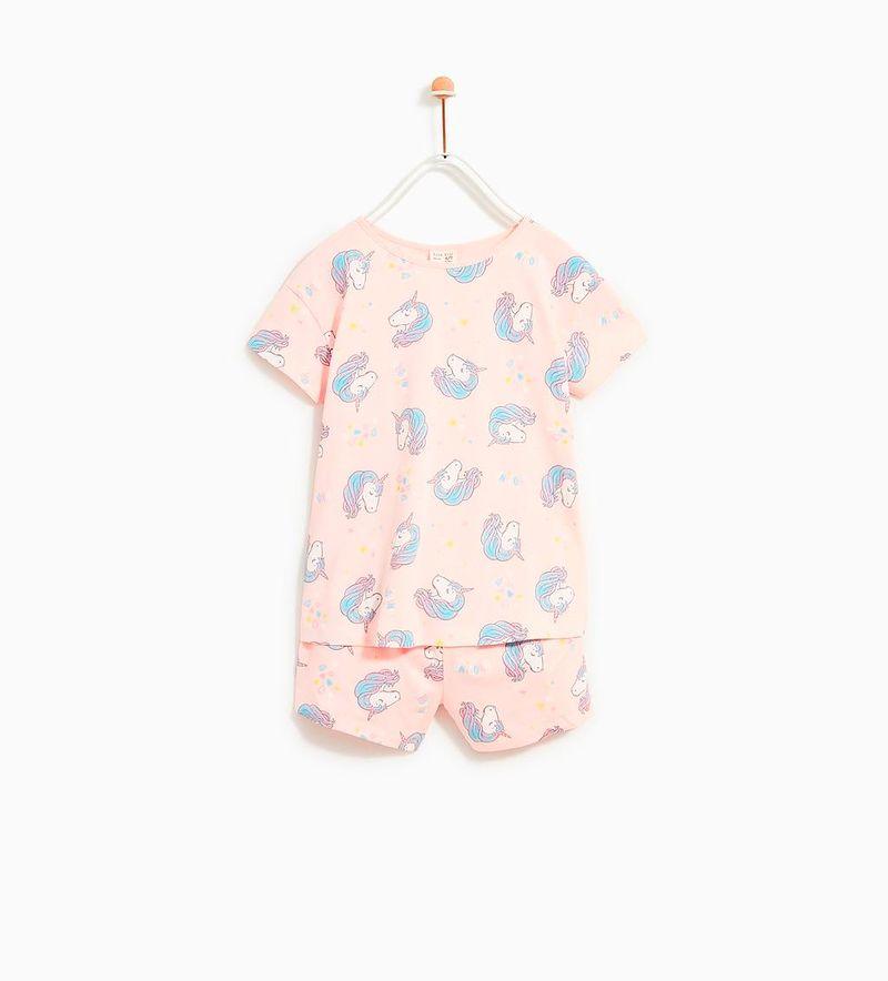 Фото №2: Пижама от Zara из коллекции детского нижнего белья и пижам