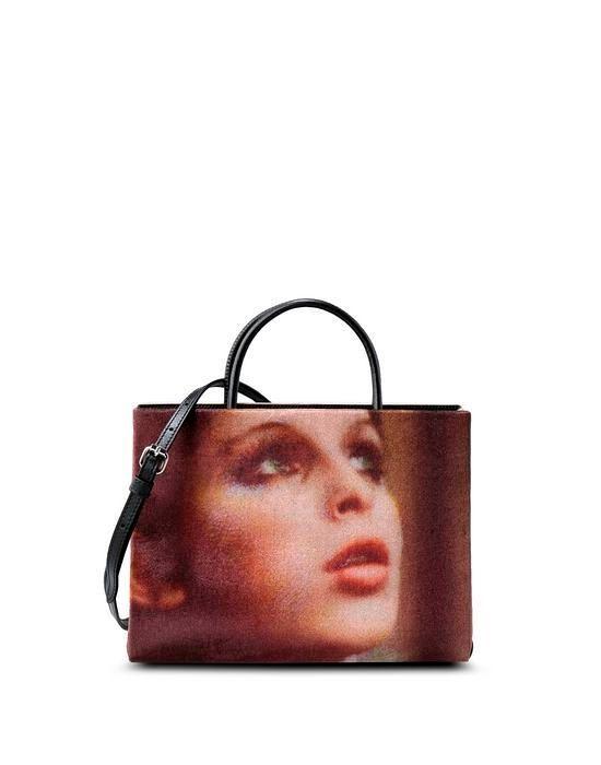 Фото №2: Сумка от Moschino из коллекции Женских сумок и аксессуаров