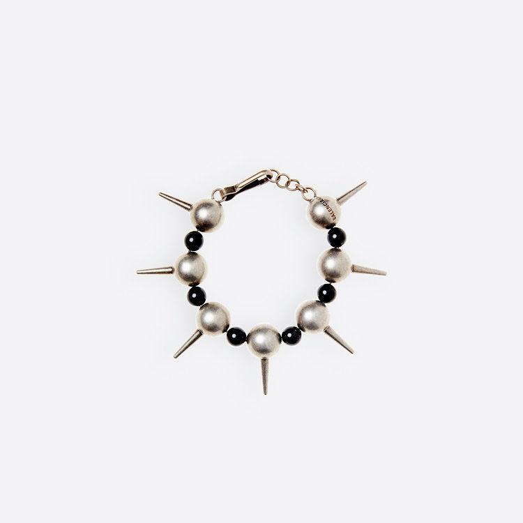 Фото №1: Браслет от Balenciaga из коллекции Мужских аксессуаров