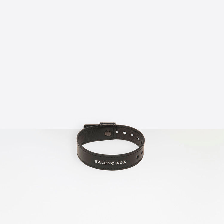 Фото №2: Браслет от Balenciaga из коллекции Мужских аксессуаров