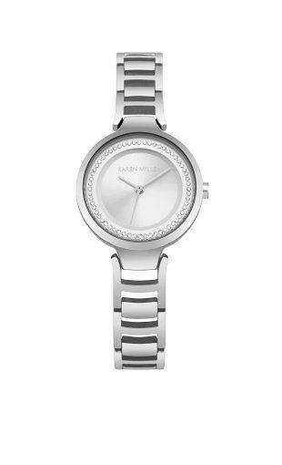 Фото №2: Наручные часы от Karen Millen из коллекции Женских часов и украшений